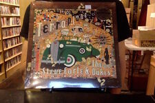 Steve Earle and the Dukes Terraplane LP sealed 180 gm vinyl + download