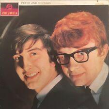 PETER AND GORDON - Self Titled MONO LP Australia 1964