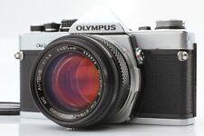 *Near Mint* Olympus OM-2N Film Camera w/ ZUIKO Auto-S 50mm f1.4 Lens JAPAN