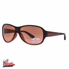 SERENGETI SUNGLASSES 7234 ROMA Brown Fade Frame Drivers Photochromic