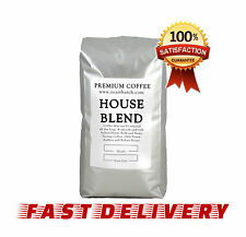 Freshly Roasted Coffee Beans 1kg House Blend Rich and Intense Flavour ***SALE***