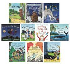 Julia Donaldson X Collection Gruffalo Gruffalo's Child Kids Stories - GIFT