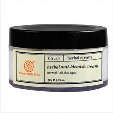 Khadi Natural Herbal Anti Blemish Cream Free Shipping