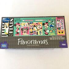 Mega Puzzles Disney Panoramas Minnie Mouse A La Mode Jigsaw Puzzle 750 pcs COMPL