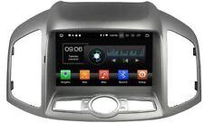 Navigatore Chevrolet Captiva Android 8 Octacore wifi bluetooh