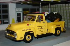 1955 Ford Caterpillar Tire Service Truck, 1:43, O Scale, Matchbox