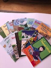 Harcourt Reading - Lot Of 15 Grade 3-3.5 Class/Homeschool Reading Paperback
