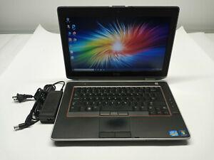 Dell E6420 Laptop i7 2720QM 2.2ghz 4gb Ram 320gb HDD 15.6 Win 10 Pro 20H2