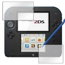 Lot Top+Bottom Hd Ultra Clear Lcd Screen Protector Shield For Nintendo 2Ds
