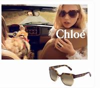 CHLOE 'Dafne ' 60mm Gradient Sunglasses 2 Colors : Black, Havana brown MSRP$428