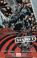 Secret Avengers Vol 3: How to MA.I.M. a Mockingbird by Spencer Guice TPB Marvel