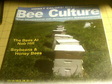 BEE CULTURE / The Magazine of American BeeKeeping November 2011