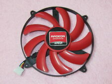 AMD ATI Radeon HD 7990 (3 Fan Model) Video Card Single Fan Replacement R156b