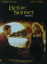 Richard Linklater's Before Sunset(2004) Ethan Hawke Julie Dephy Vernon Dobtcheff