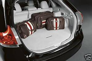 Toyota Venza 2009 - 2016 Gray Carpet Cargo Mat - OEM NEW!