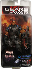 NECA Gears of War Dominic Santiago Series 2 Figure NOT IN BOX GREAT CONDITION