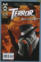 Terror Inc Apocalypse Soon #2 2009 Marvel Max Comics