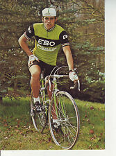 CYCLISME carte WIELFRIED REYBROUCK (equipe ebo-cinzia)
