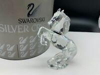 SWAROVSKI Figurine 174958 Blanc Étalon 11 CM Avec Emballage & Certificat État