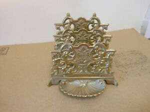 french style brass letter rack,,,,,,,7