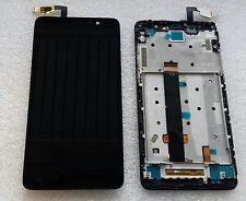 Display Full LCD Komplett Einheit Touch mit Rahmen Flex Xiaomi Redmi Note 3