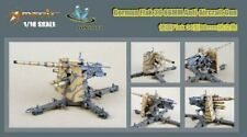 Merit 1/18 FlaK 36 88mm German Anti-Aircraft Gun - BUILT & PAINTED # 60030