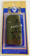 Vintage US Army Officer General Staff Branch Two Patches MIB New Old Store Stock