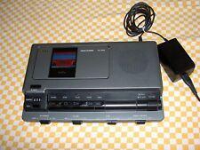 SANYO Memo-Scriber TRC-8080 Transcripteur lecteur de cassette professionnel