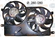 HELLA 8EW 351 040-731 FAN RADIATOR FITS FIAT PALIO 1.3 JTD +A WHOLESALE PRICE