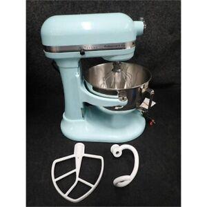 KitchenAid Pro 5-Plus 5-Quart Bowl-Lift Stand Mixer, Ice Blue KV25G0XIC*