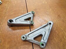 KX 125 KAWASAKI @1991 KX 125 1991 REAR SHOCK MOUNTS