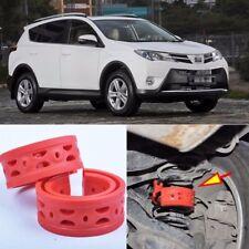 2pcs Rear Air Suspension Shock Bumper Spring Coil Cushion Buffer For Toyota RAV4