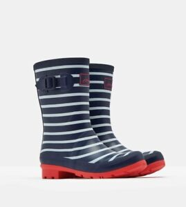 Joules Molly Welly FNAVSTP RRP £44.95 **SALE**