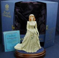 Royal Doulton DUTCHESS OF YORK Ltd Edt figure + box & plinth HN 3086