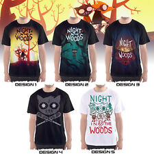 Night in the Woods (PlayStation game) - Custom T-Shirts / Jersey