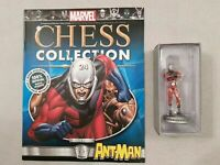 Eaglemoss Marvel Chess Collection Issue 24 Ant Man Boxed cw Magazine