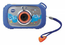 "VTech Kidizoom Touch 7.6 cm (3"") LCD-Display, Objektiv - 2,0 MP - Blau - Blue"