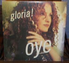 GLORIA ESTEFAN OYE U.K 2 TRACK PROMO CD GLORIA REMIX
