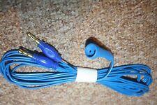 Bipolar American De Cable De 3 Mtr Largo,4 mm Pin Universal PAC Veterinario, Cirugía CE.