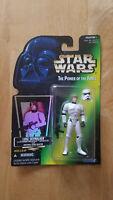 Star Wars - Stormtrooper Luke Skywalker Action Figure [POTF] IN BOX (1996, Kenne