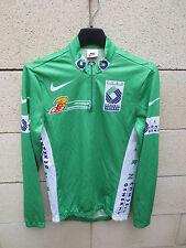 Maillot cycliste VERT CRITERIUM INTERNATIONAL TARN Nike shirt manches longues S