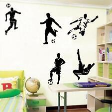 soccer ball wall sticker FOR kids room decoration art wall decal home decoration