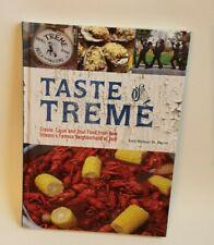 Taste of Treme New Orleans Cookbook Creole Cajun Soul Food Recipes