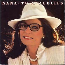 NANA MOUSKOURI TU M'OUBLIES 45T SP 1986 PHILIPS 888.097 Disque NEUF / MINT