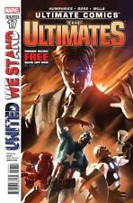 Ultimate Comics: The Ultimates #17, Nm 9.4, 1st Print, 2012