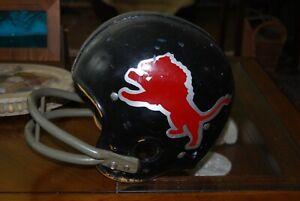 Vintage Riddell TK Suspension game used football helmet