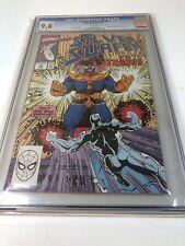 Silver Surfer v3 #38 (1990) CGC 9.8 Thanos Starlin Ron Lim Nebula