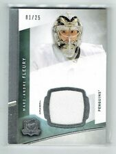 12-13 UD The Cup  Marc-Andre Fleury  1/25  First Card  Jersey  All-Star