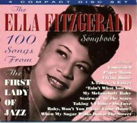 Ella Fitzgerald - SongBook (Box Set, 1996)