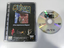 CIRQUE DU SOLEIL QUIDAM CIRCO DEL SOL DVD FRANCAIS + EXTRAS 1999